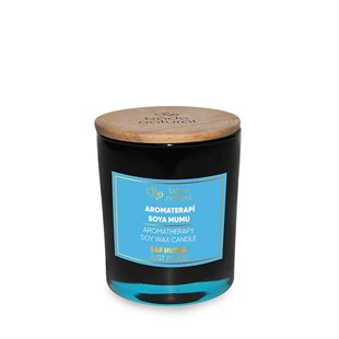 Aromatherapy Soy Candle Just Peace 140 gr