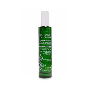 Tea Tree Extract Natural Spray Tonic For Acne Prone Skin 100 ml