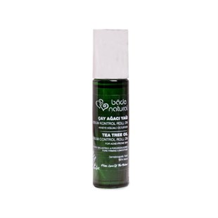 Tea Tree Oil Sebum Control Roll On For Acne Prone Skin 10 ml