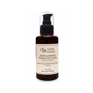 Deeply Cleansing and Moisturizing Face Tonic 100 ml