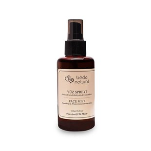 Nourishing And Protecting Face Spray Tonic 100 ml
